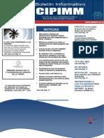 Boletin Informativo Cipimm No.4