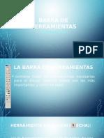 Barra de Herramientas flash