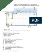 Ambiente de Trabalho Do Excel 2007