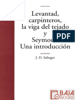 Levantad, Carpinteros, La Viga - J. D. Salinger