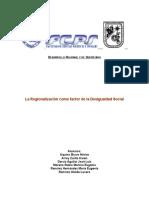Desarrollo Regional y de Querétaro