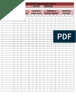 Planilha de Correcao Para Producao Textual