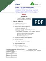 Calculo de Estructura de Lineas de Distribucion