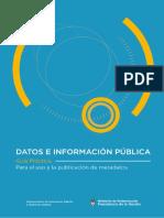 Guía para el uso y la publicación de metadatos (v0.1)