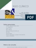 Caso Clinico Odontopediatria Valentina