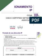 Direccionamiento IP Clases