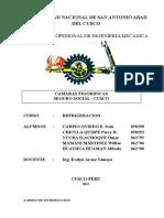 Camaras Figorificas-Seguro Social Cusco