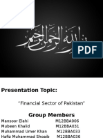 Financial Sector of Pakistan Group 1
