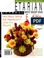 Vegetarian Journal (Issue 4, 2009)
