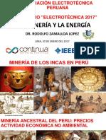 La Mineria y La Energia