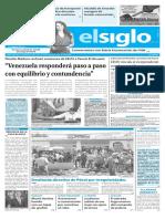 Edición Impresa Elsiglo 15-02-2017