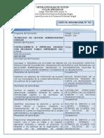 Guía de Aprendizaje Abril- Mayo 2013