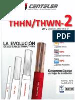 THHN_THWN-2 tipos de cables electricos