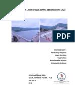 Efektivitas Usia Layan Waduk Cirata Berdasarkan Laju Sedimentasi