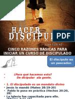 Discipulado (Discipleship)