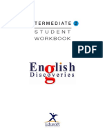 English Discoveries Workbook Intermediate 2