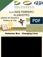 Narrativa Histórica-Ofrenda de Alabastro - Con Videos
