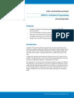 Atmel 0943 in System Programming ApplicationNote AVR910