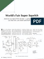 Worlds Fair Super Squelch