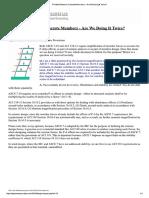 P-Delta Effects for Concrete Columns