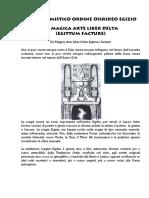 Antico e Mistico Ordine Osirideo Egizio Liber Delta.pdf