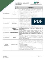TSU-InG Estructura de Tesina o Memoria de Estadìa Profesional