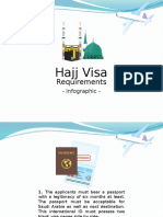 Hajj Visa Guide Requirements
