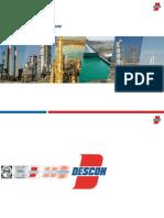 Descon Engineering Corporate Presentation 2016