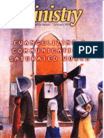 Ministry Magazine February 2000