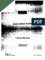 2 High Speed Flight
