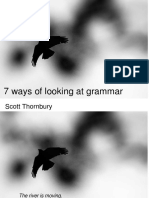 7 Ways of Grammar