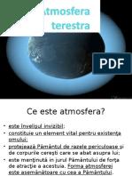 Atmosfera Si Factorii Genetici Ai Climei