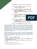 Study Guide Arts 1139-1155 (1)