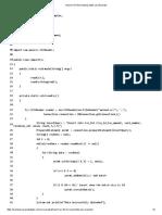Import CSV File to MySQL Table Java Example