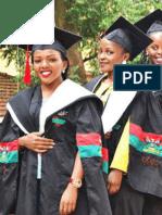 Makerere universtiy 67th Graduation Day1 21stFeb2017