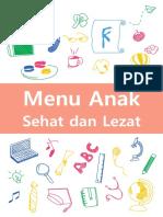 Cover Menu Anak