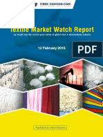 Textile Market Watch Report