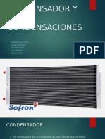 CONDENSADOR Y LAS CONDENSACIONES.pptx