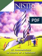 Ministry Magazine February  2001