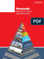 Parsvnath Developers Ltd - Commited To Build A Better World