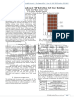 Seismic Fragility Analysis of FRP Retrofitted Soft Story Buildings