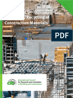 Barriers for Deconstruction and Reuse:Recycling of Construction Materials - CIB 2014.pdf