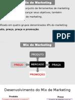 Estratégias Do Marketing Mix