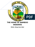 The Home of Bamboo Weavers