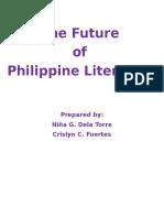 module 7 the future of the philippine literature