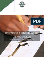 Aprender a Língua Árabe de Marrocos - O idioma darija