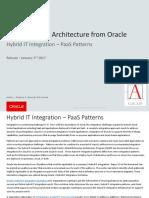 Oracle _ Hybrid IT Integration Workshop - PaaS Patterns Poster _ 2016