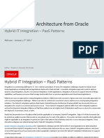 Oracle _ Hybrid IT Integration Workshop - PaaS Patterns Poster _ 2016
