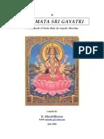 Gayatri Worship 1