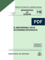 118 El Mediterraneo Cruce de Intereses Estrategicos